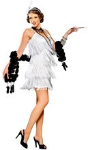 Picture of Hollywood Flapper Adult Womens Costume