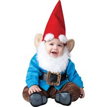 Picture of Little Garden Gnome Infant Costume