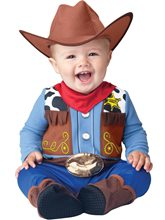 Picture of Wee Wrangler Baby Costume