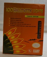 Picture of Halloween Lights 100ct