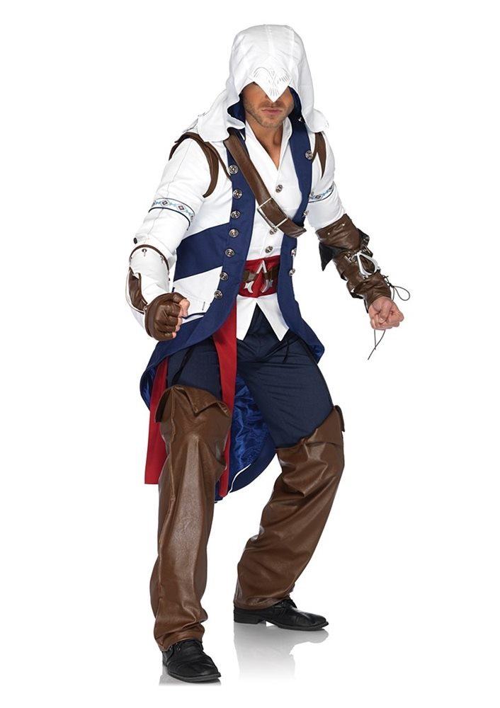 Picture of Assassin's Creed Connor Adult Mens Costume