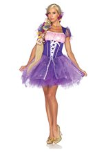 Picture of Rapunzel Adult Womens Costume