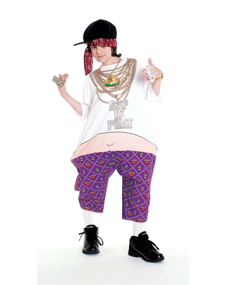 Picture of Phat Rapper Child Costume
