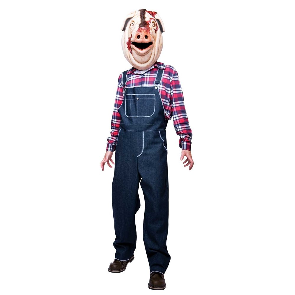 Picture of Motel Hell Pig Adult Men Costume