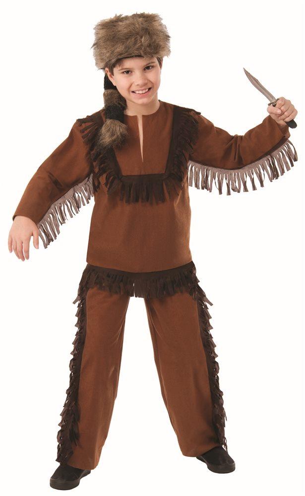 Picture of Davy Crockett Child Costume