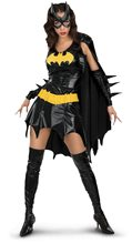 Picture of Batgirl Sexy Adult Womens Costume