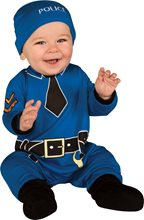 Picture of Policeman Infant Costume