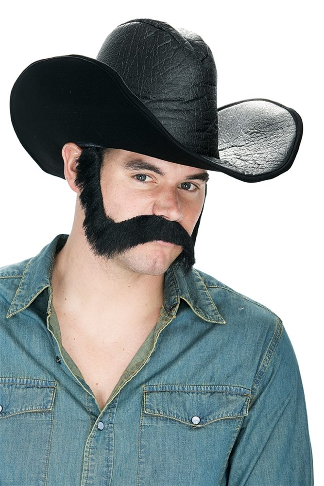 Picture of Wild West Facial Hair