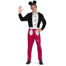 Picture of Disney Mickey Mouse Adult Mens Costume