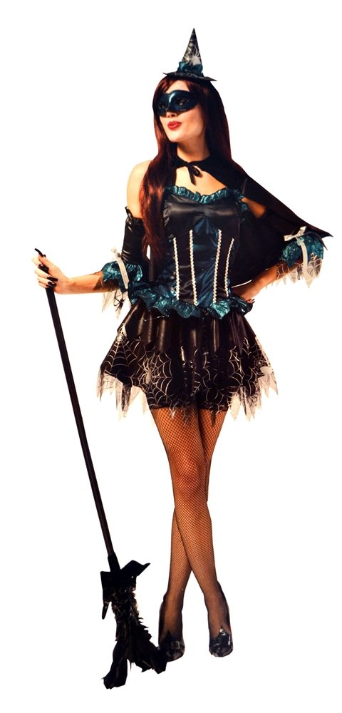 Picture of Masquerade Witch Adult Womens Costume