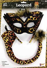 Picture of Leopard Cat Costume Kit