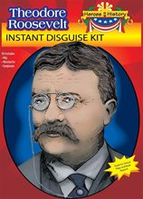 Picture of Theodore Roosevelt Instant Disguise Kit