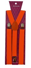 Picture of Suspenders Belt Neon Orange