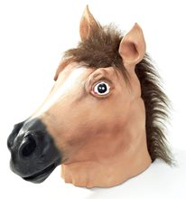 Picture of Horse Deluxe Latex Mask