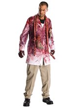 Picture of The Walking Dead Zombie Guts Rick Adult Mens Costume