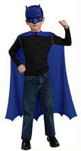 Picture of Child Batman Costume Cape and Mask
