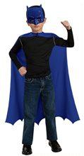 Picture of Child Batman Costume Cape and Mask
