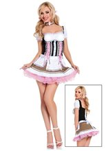 Picture of Heidi Ho Beer Girl Adult Womens Costume