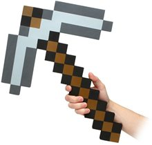 Picture of Minecraft Foam Iron Pickaxe