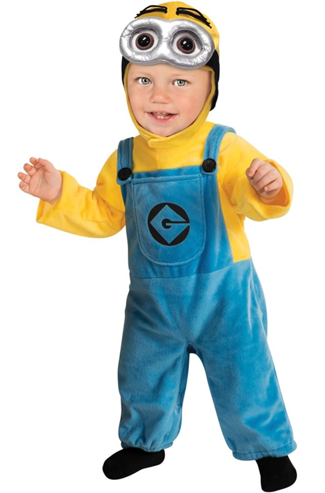 Picture of Despicable Me 2 Minion Infant & Toddler Costume