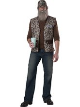Picture of Duck Dynasty Uncle Si Adult Mens Costume