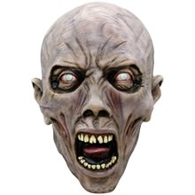Picture of World War Z Screaming Zombie #1 3/4 Mask