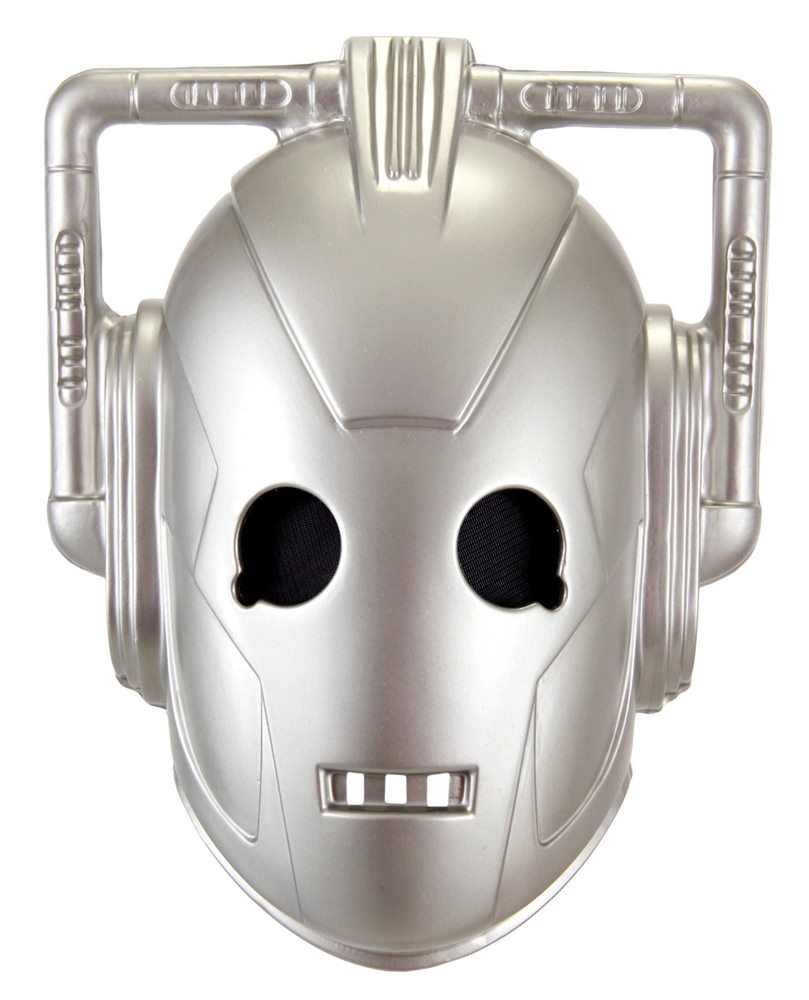 Picture of Doctor Who Cybermen Vacuform Mask