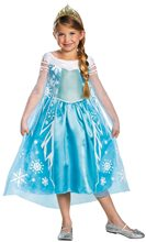 Picture of Disney Frozen Movie Elsa Child Costume