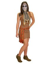 Picture of Lone Ranger Tonto Adult Womens Costume