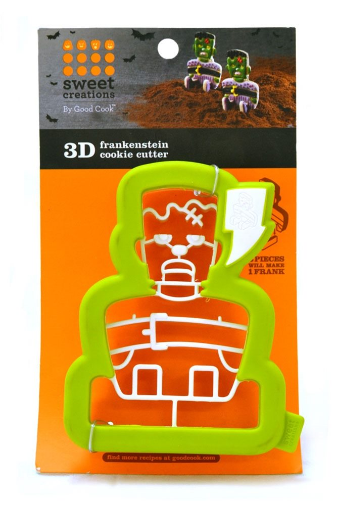 Picture of 3D Frankenstein Cookie Cutter