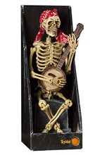 Picture of Animated Skeleton Banjo Player 12in