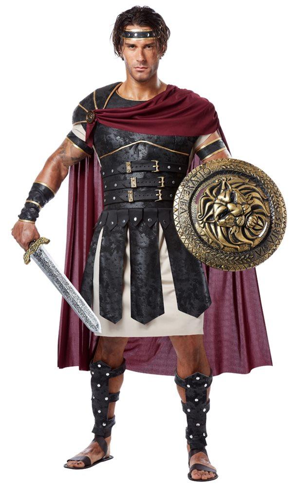 Picture of Roman Gladiator Adult Mens Plus Size Costume