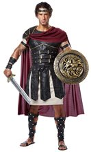 Picture of Roman Gladiator Adult Mens Plus Size Costume