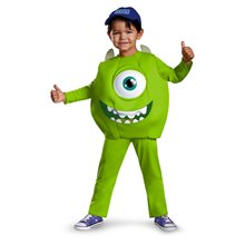 Picture of Monsters University Mike Deluxe Toddler and Child Costume
