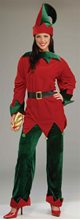 Picture of Santas Helper Deluxe Adult Unisex Costume