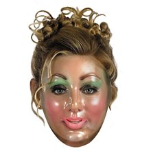 Picture of Transparent Adult Womens Mask