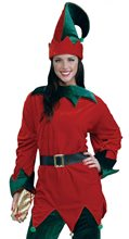 Picture of Santas Helper Adult Costume