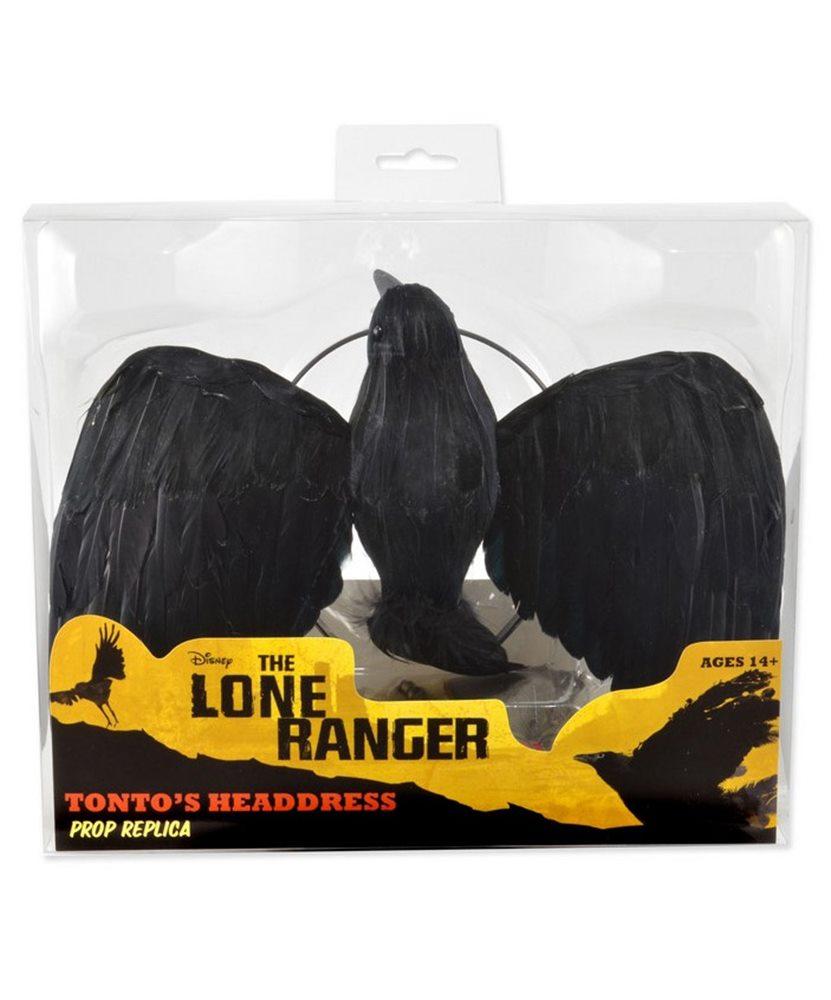 Picture of Lone Ranger Tonto Crow Headdress