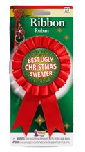 Picture of Ugly Sweater Award Ribbon
