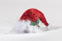 Picture of Mini Santa Hat Hair Clip