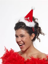 Picture of Mini Christmas Hat Tiara