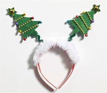 Picture of Christmas Tree Headband