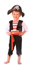 Picture of Pint Sized Pirate Toddler Costume