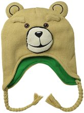 Picture of Ted Big Head Peruvian Beanie