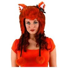 Picture of Fox Hoodie Hat