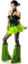 Picture of Miss Cyanide Adult Womens Costume