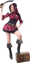 Picture of Captain Blackheart Adult Womens Costume