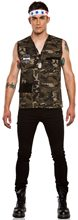 Picture of Head of Command Adult Mens Costume