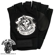 Picture of Sons of Anarchy Fingerless Gloves