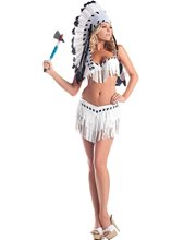 Picture of Chief Indian Princess Adult Womens Costume